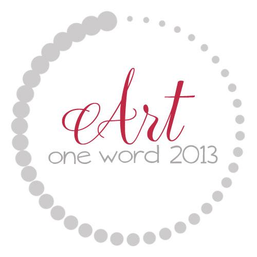 OneWord2013_Art