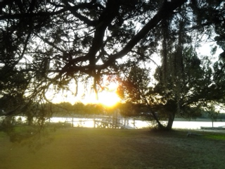 mcvl sunset after rain