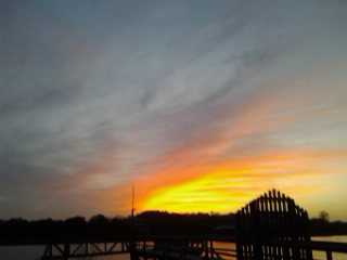 mcvl hot and cold sky sunset