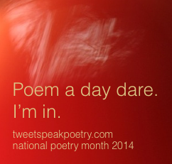 poem-a-day-dare-tweetspeak
