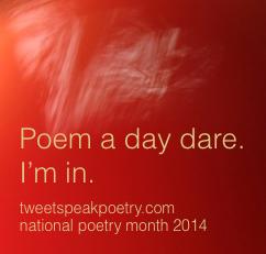 poem-a-day-dare-tweetspeak